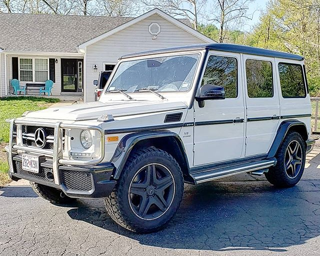 dzmedia Boy I sure do like the late model G wagons. #Mercedes #amg #stormtrooper #gwagon #amggwagon #blacklist #carsandcoffee #benz #g #instagood #bestoftheday